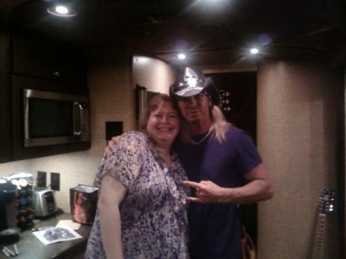 Bret and I 2012 Hamilton ON