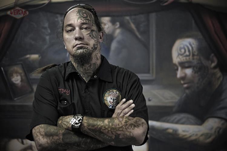 Tattoo Tony