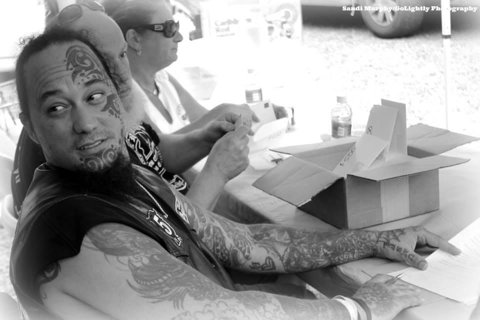 Tattoo Tony, U.M.S.F.L.