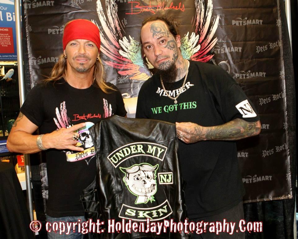 Bret and Tony