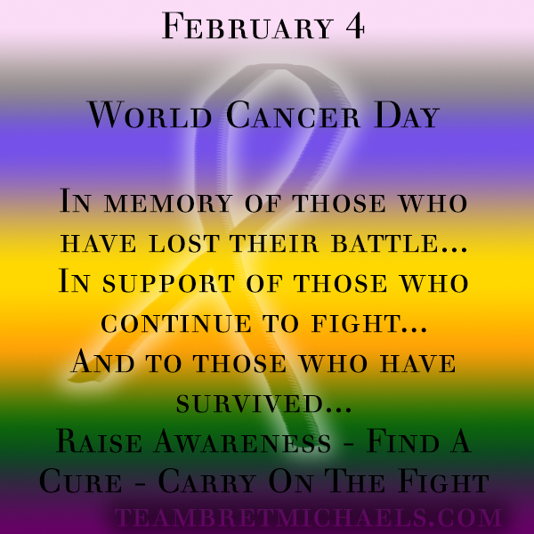 feb4cancerday